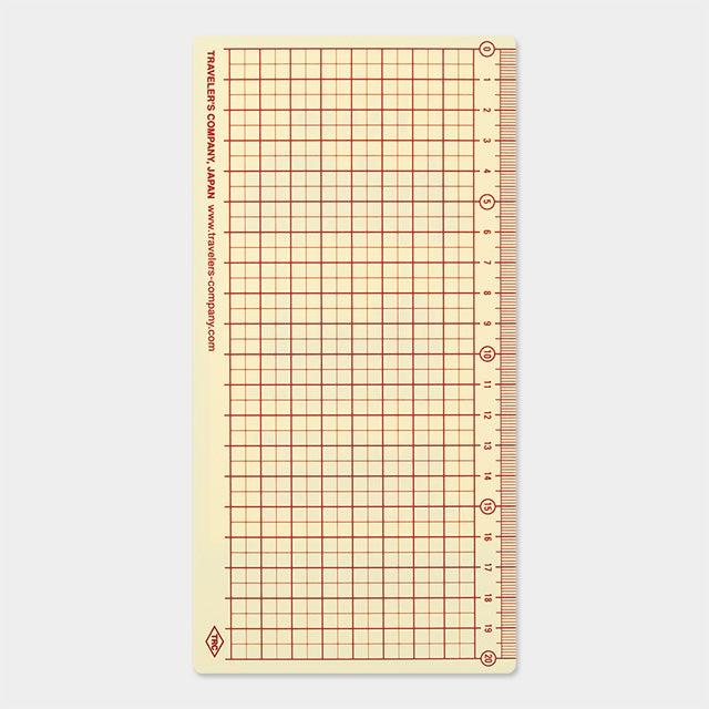 Image of TRAVELER'S Company 2018 Regular Underlay (Plastic Sheet)