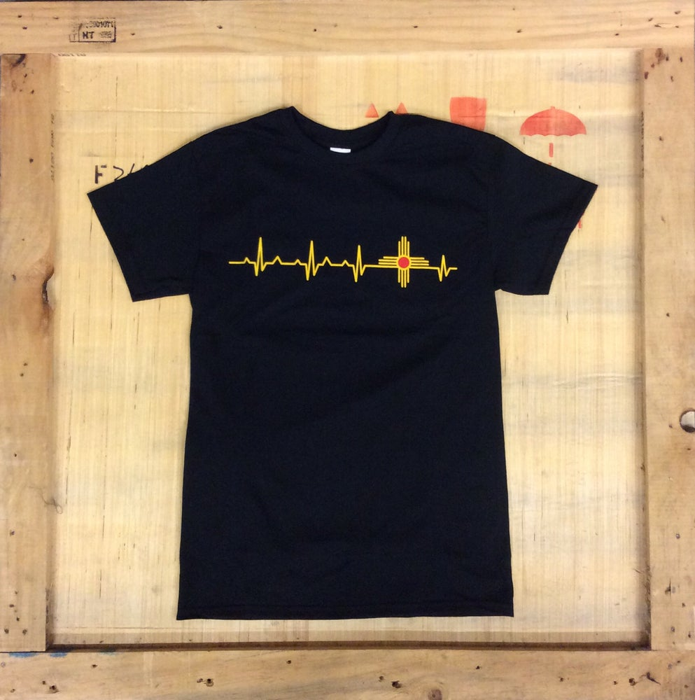 Image of Zia Heartbeat Shirt