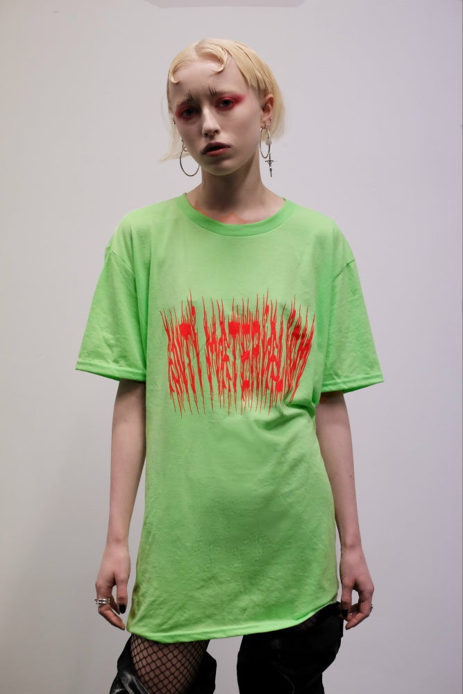 Image of ANTI MATERIALISM TEE