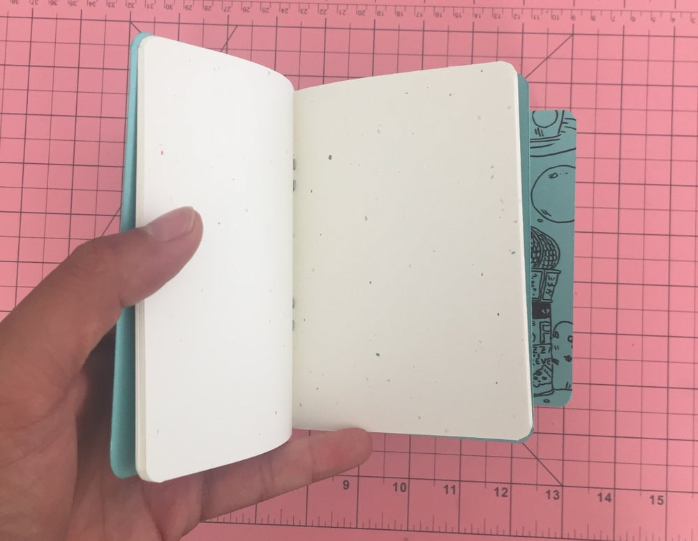 Image of Be Brave Blank Books
