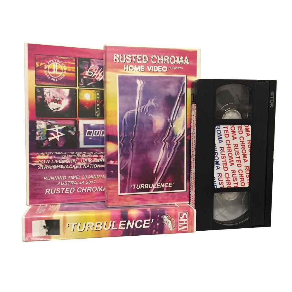 Image of 'Turbulence' VHS