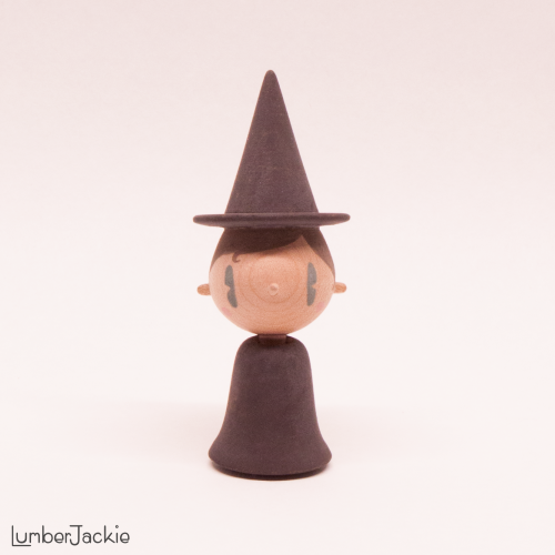 Image of Witch/Wizard Knottle