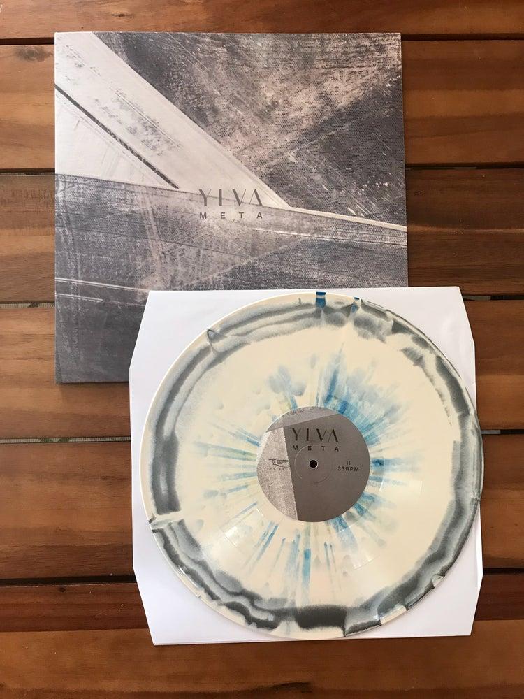 Image of YLVA - M E T A LP