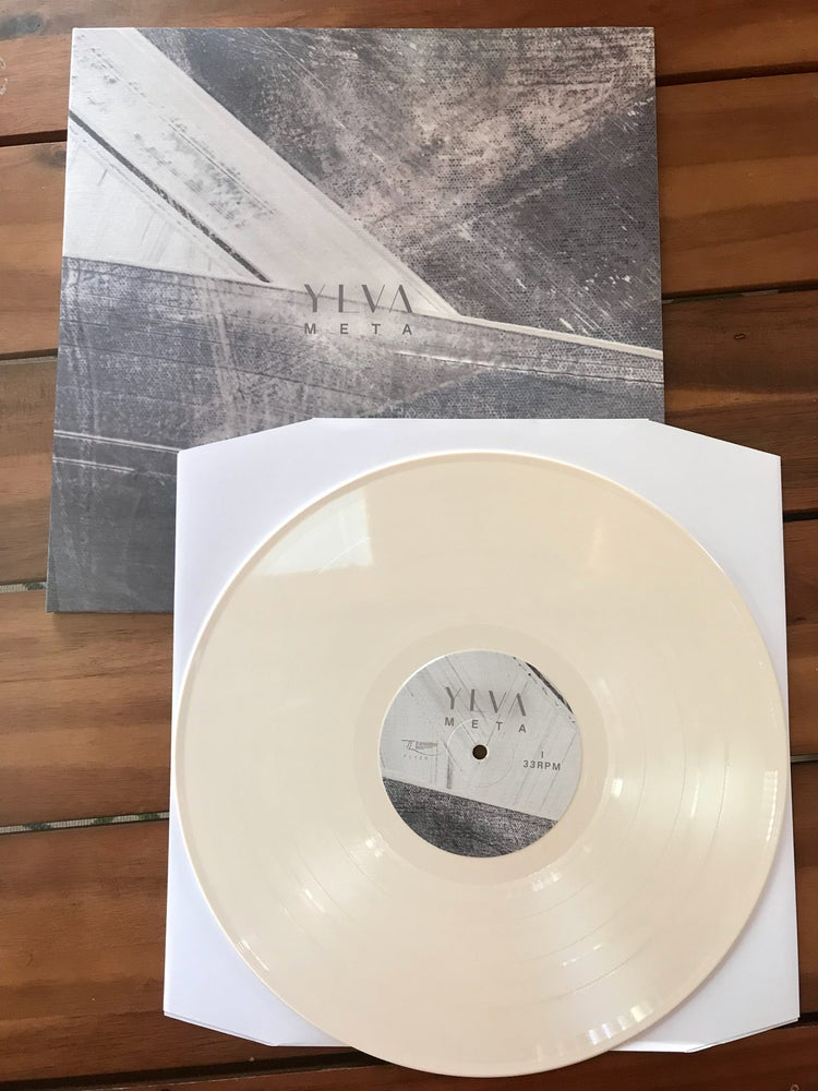Image of YLVA - M E T A LP