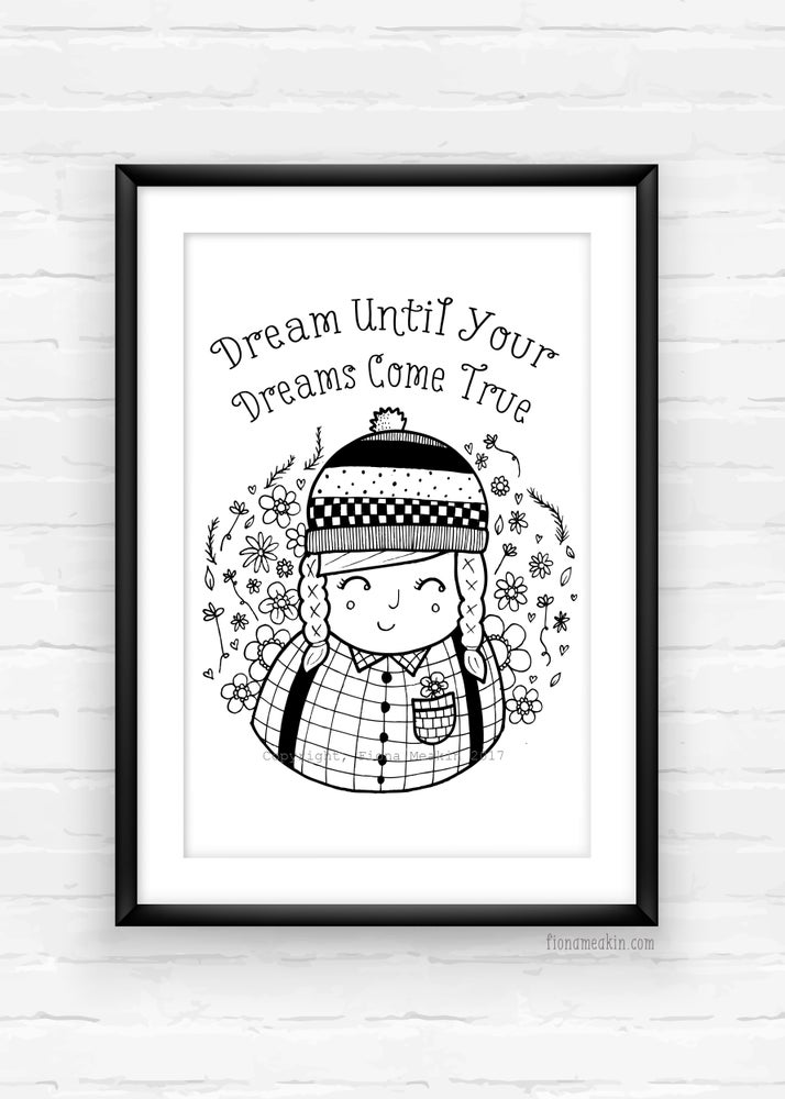 Image of Dream Print