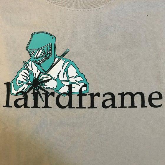 Image of TSHIRT- Lairdframe Welder