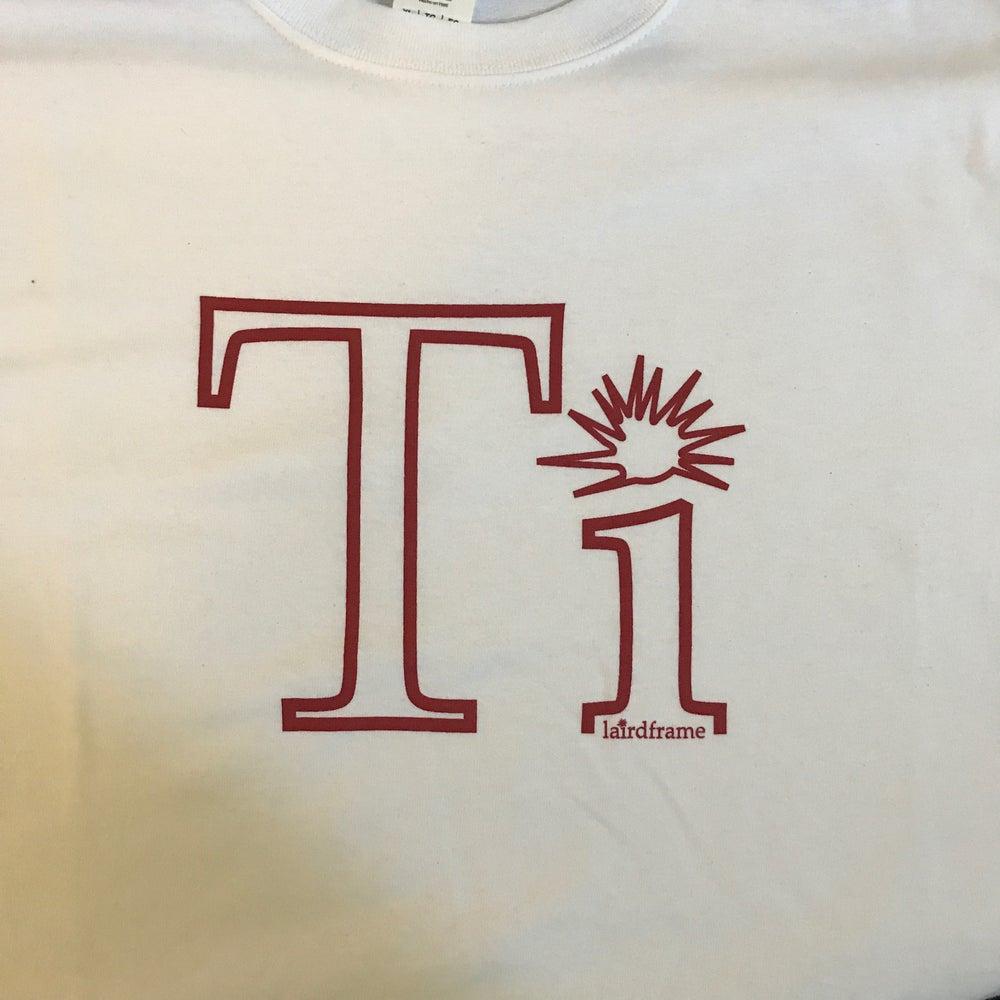 Image of TSHIRT- Ti Logo