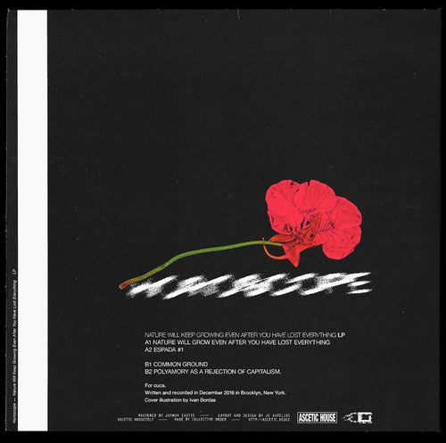 Image of Horoscope 'Nature will keep growing even after you have lost everything' LP