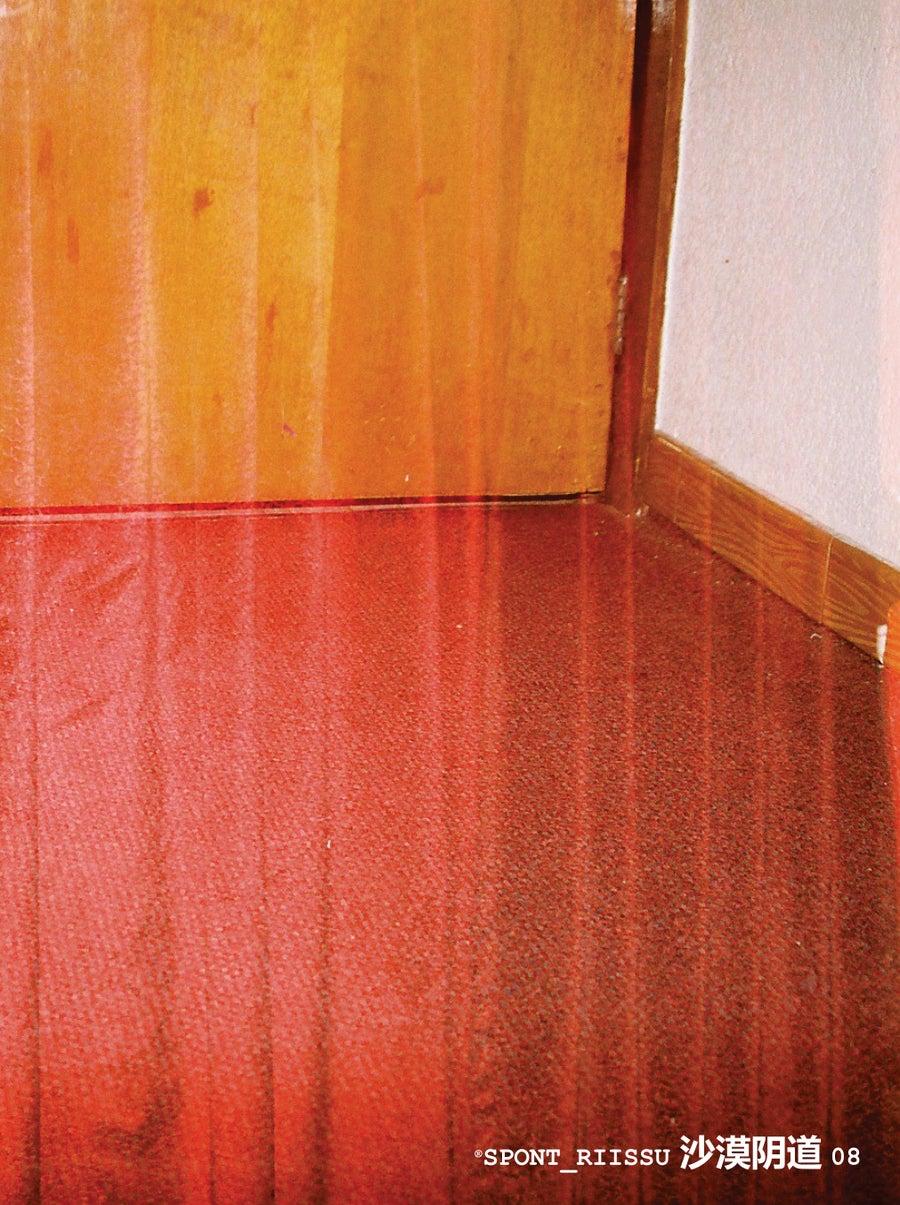 Image of 沙漠阴道 / RIISSU 08 RED ZINE BY RIISSU