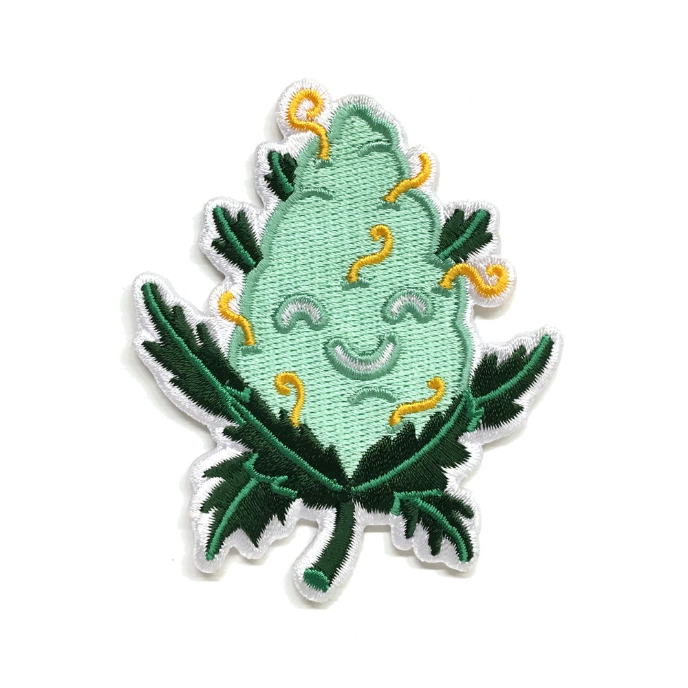 Image of Happy Bud /  Patch