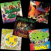 Image of MURPHY'S LAW - Five Album CD Deal