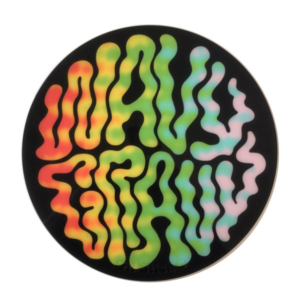 Image of Wavy Gravy - Black / Dab Mat