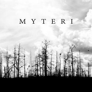 Image of MYTERI s/t LP (white, black or splatter vinyl) or CD