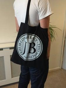 Image of This Machine tote bag - Black