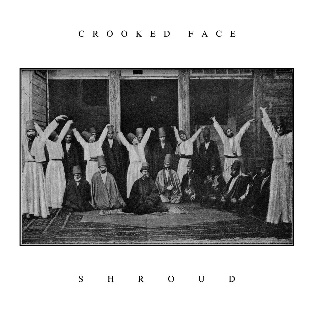 Image of Crooked Face: Shroud (PRE-ORDER)