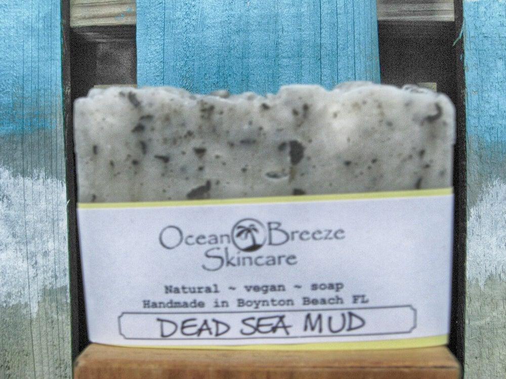 Image of Dead Sea Mud Soap