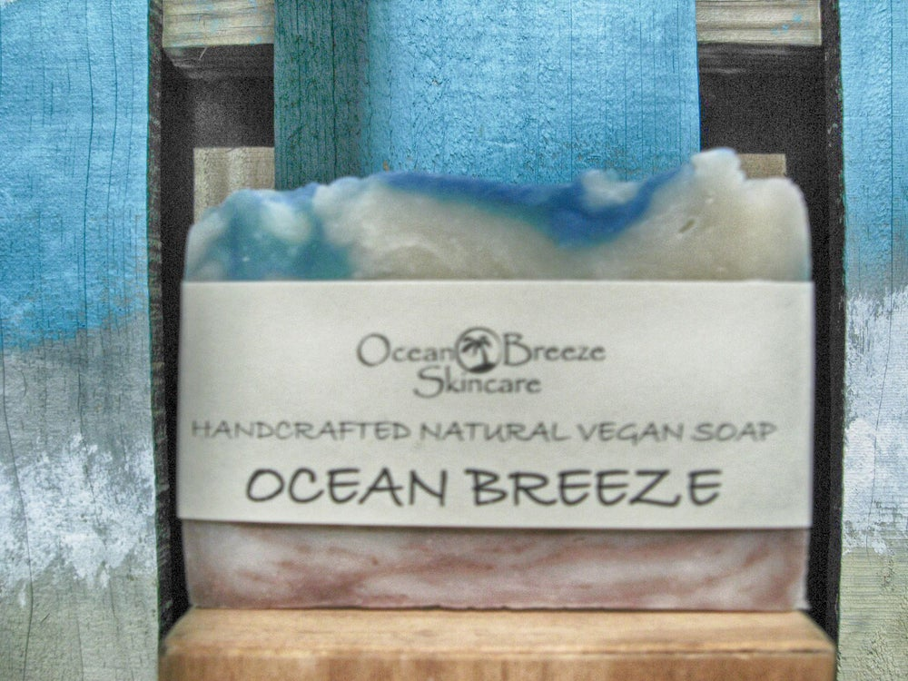 Image of Ocean Breeze Soap