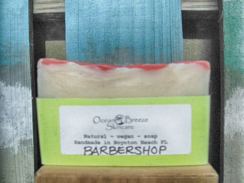 Image of Barbershop Soap