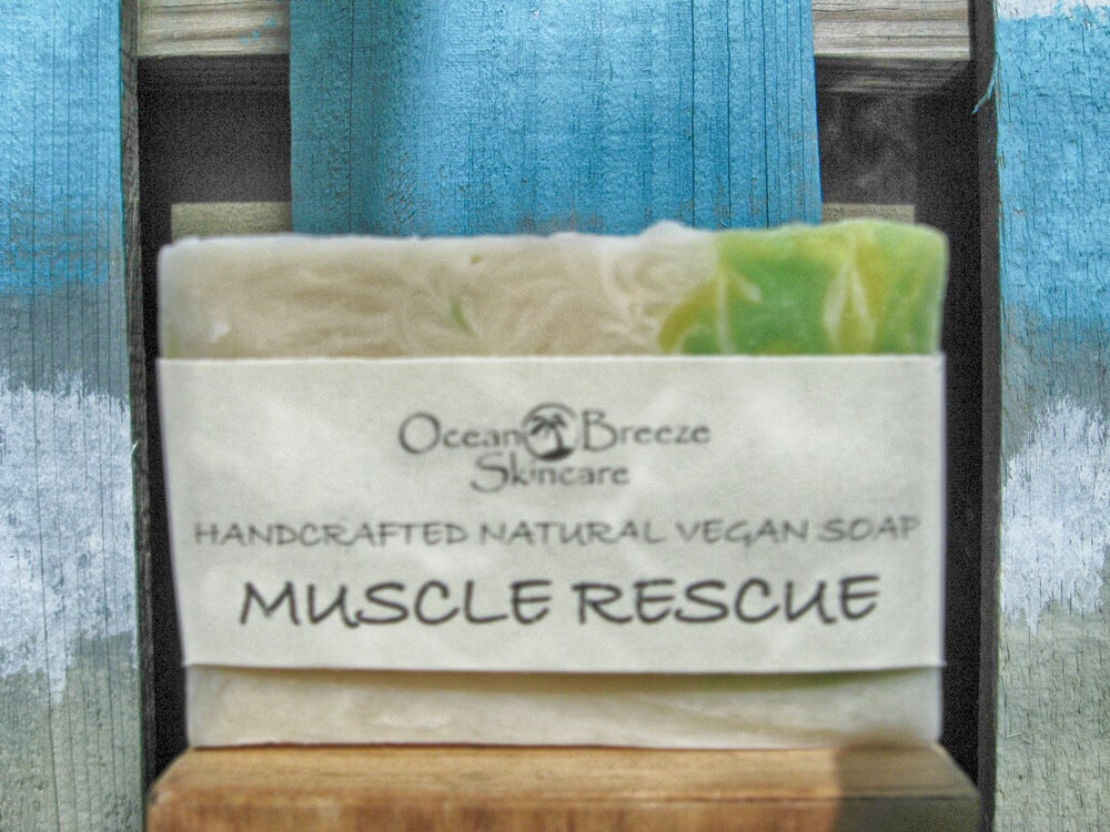Image of Muscle Rescue Soap