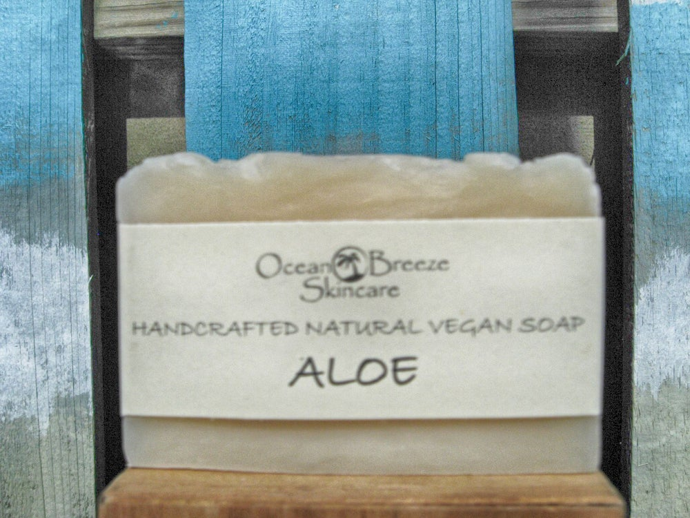 Image of Aloe Soap