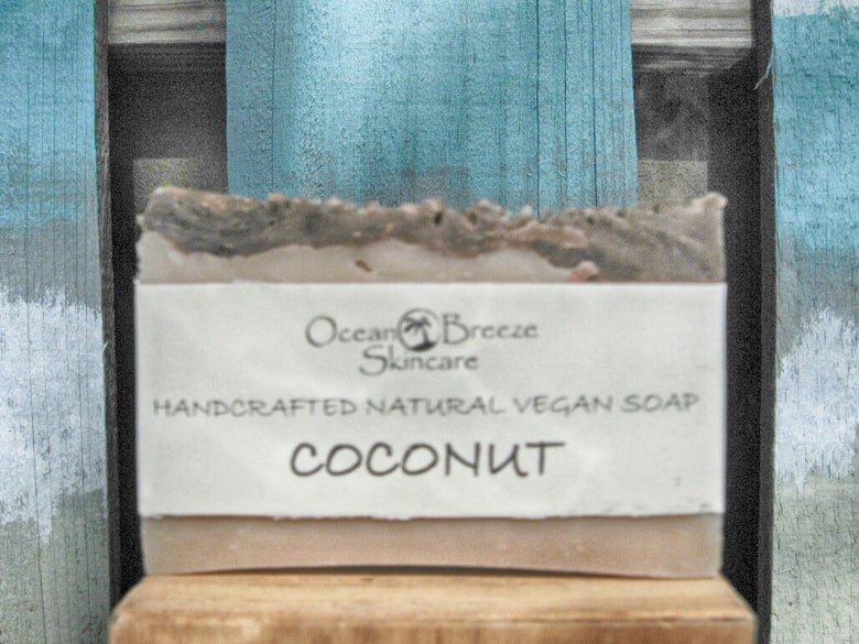 Image of Coconut Soap