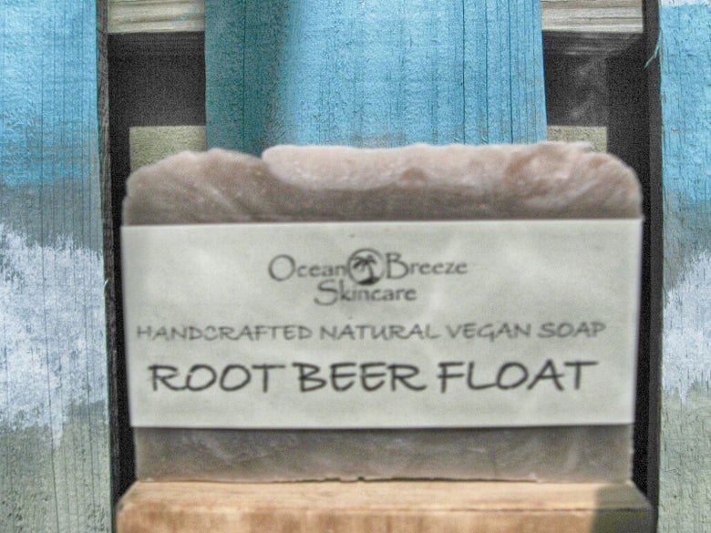 Image of Root Beer Float Soap