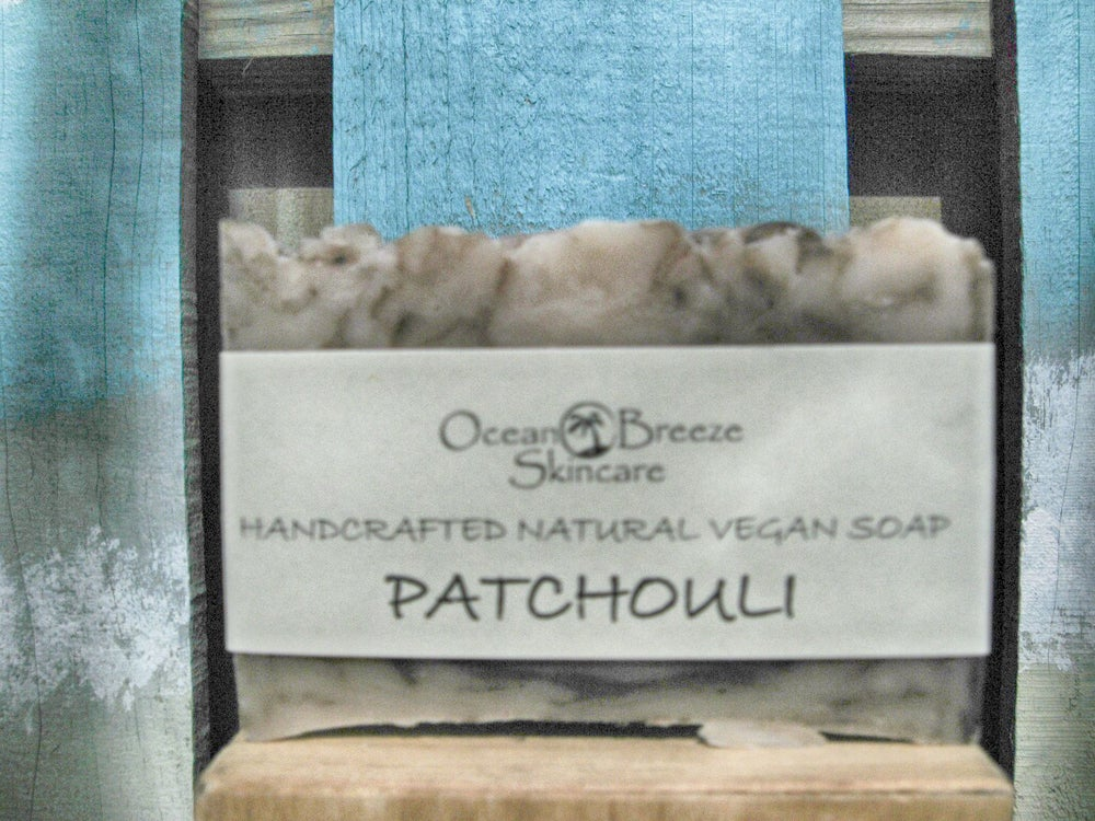 Image of Patchouli Soap