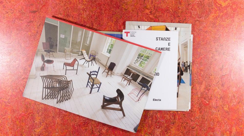 Image of Stanze E Camere <br />— Martino Gamper