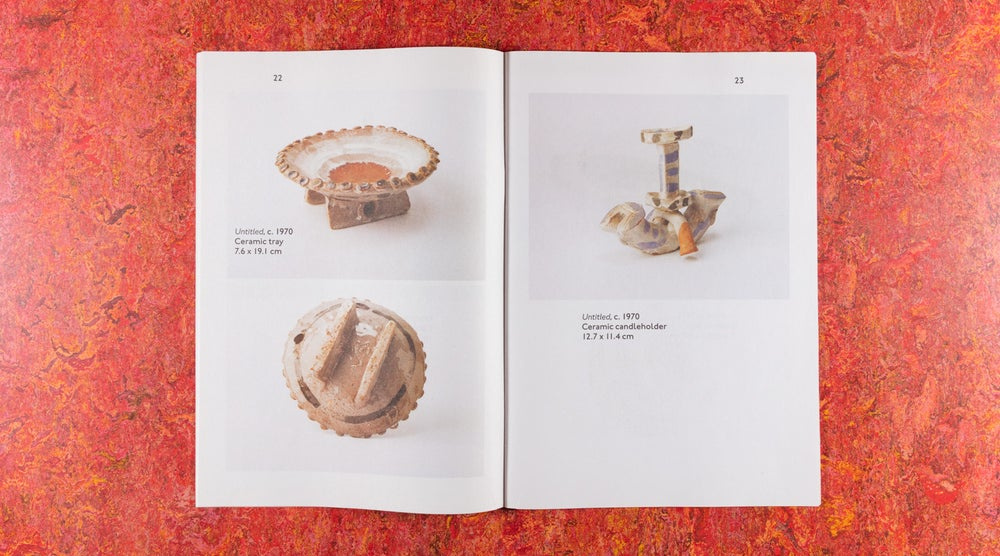 Image of J.B. Blunk <br/> Cups, plates, bowls & sculptures: ceramics 1950 – 1999 — 2nd Edition
