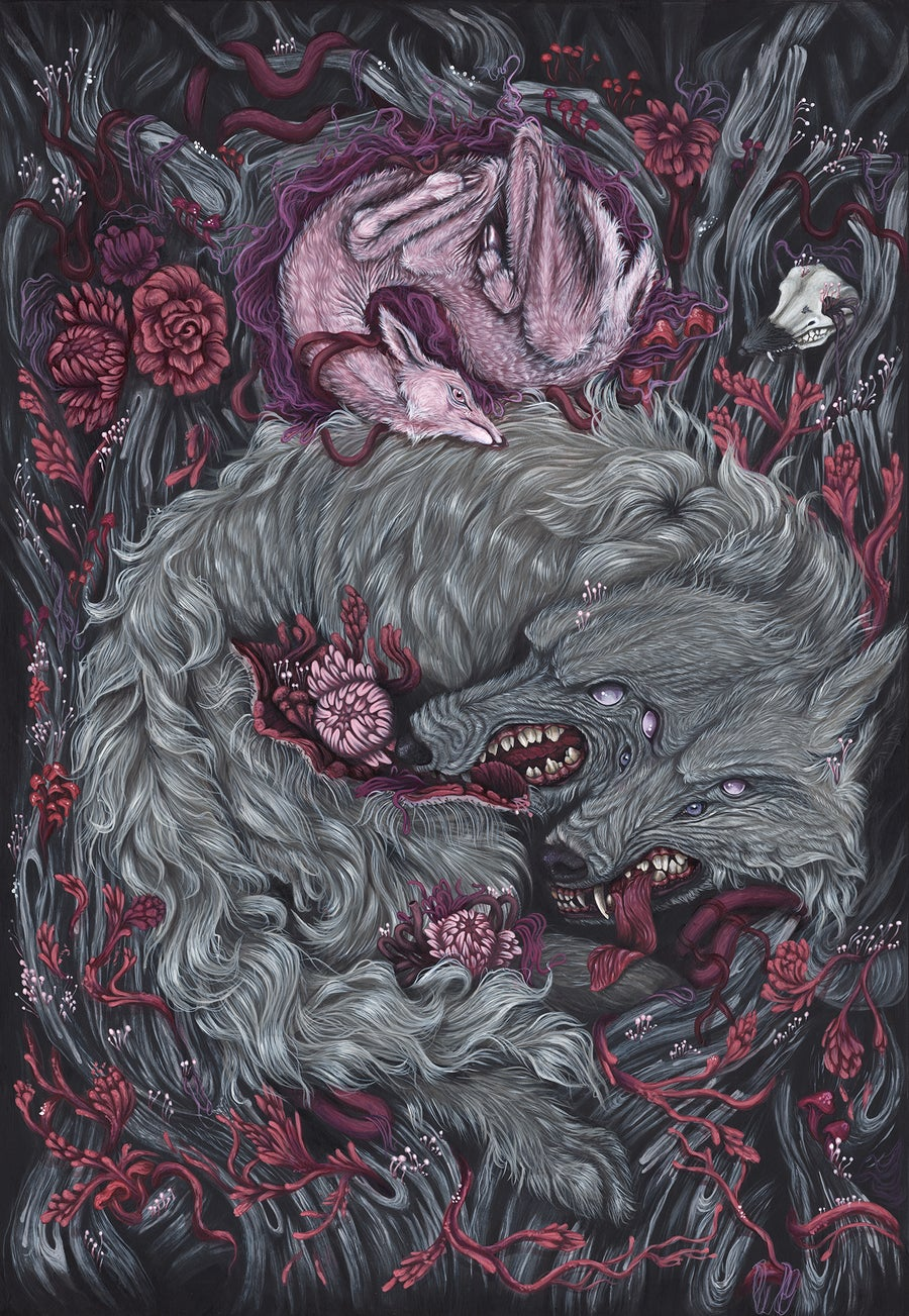 Image of BLOOM // LIMITED EDITION GICLEE PRINT