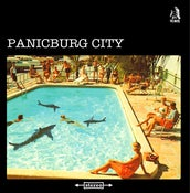 Image of Panicburg City - Panicburg City-4-Track-EP 12''