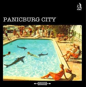Image of Panicburg City - Panicburg City-4-Track-EP 12''