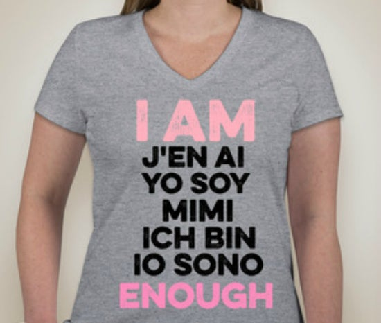 Image of I Am Enough 2018
