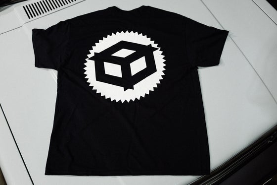 "Image of Juicebox ""Badge"" T-shirt Black"