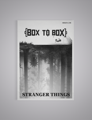 Image of Issue 4: Stranger Things