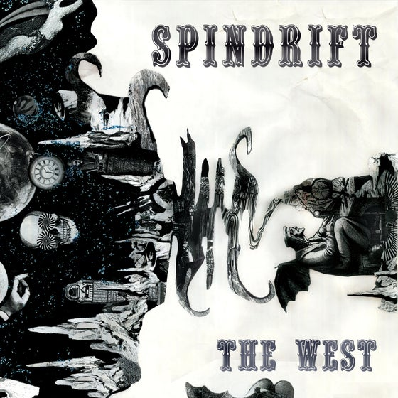 "Image of Spindrift - ""The West"" LP"
