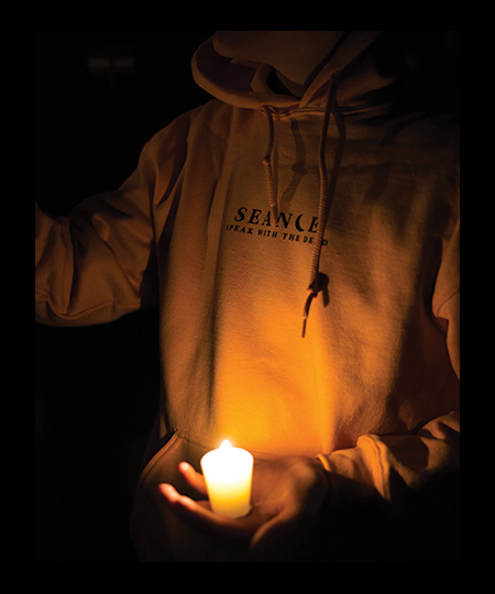 Image of Seance Services Hoodie RESTOCK PREORDER