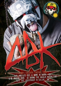 Image of ABK - WEEKEND WARRIOR 2011 DVD