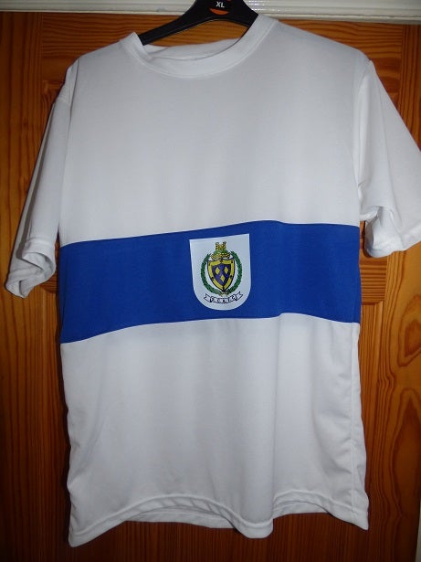 Image of Stockport County Shirt - the 'Classic' from 1967.