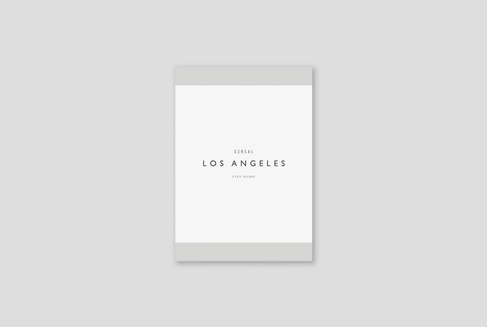 Image of CEREAL GUIDED: LOS ANGELS