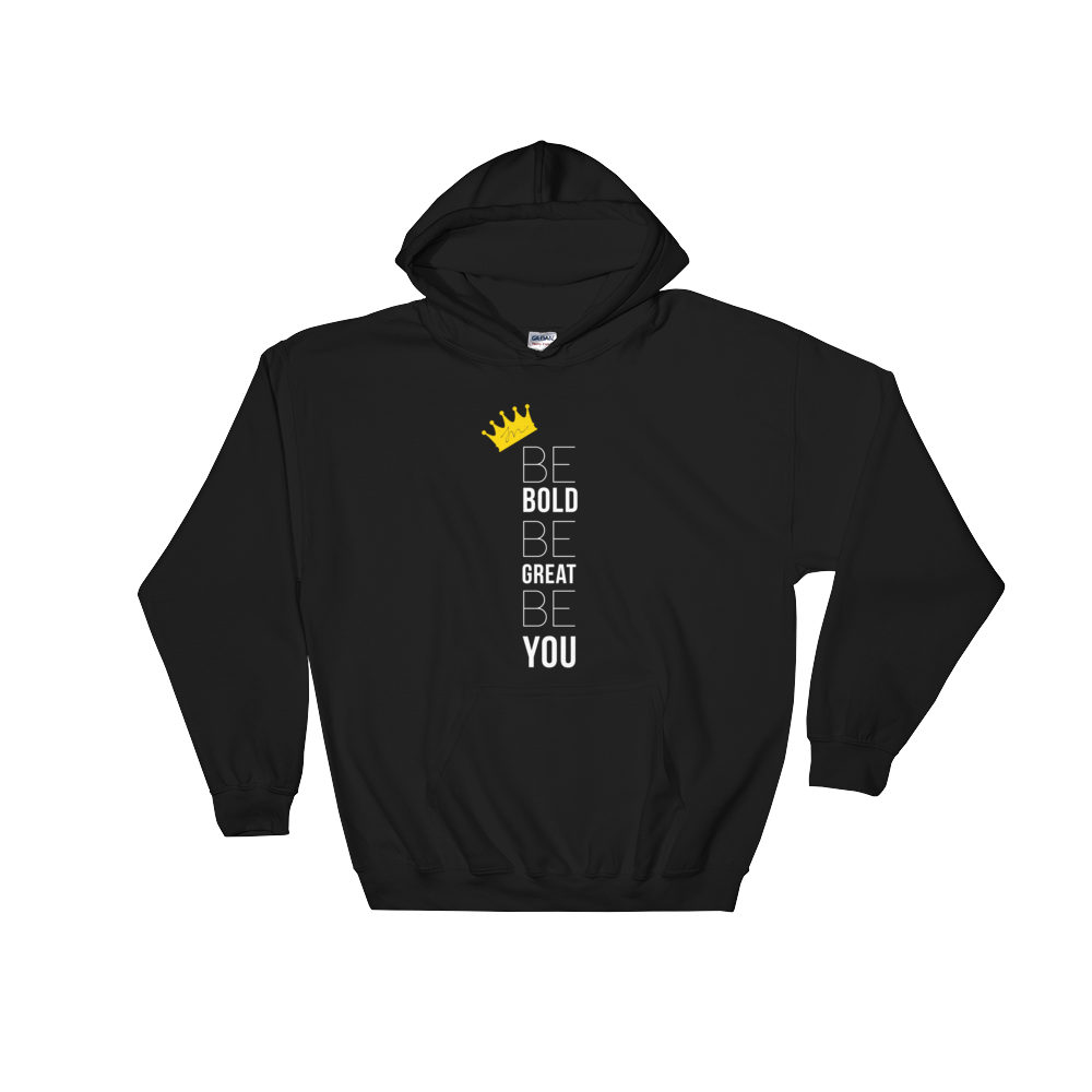 Image of BE BOLD HOODIE