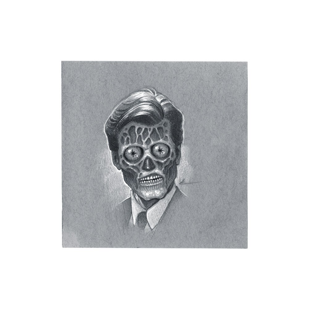 Image of They Live - Alien