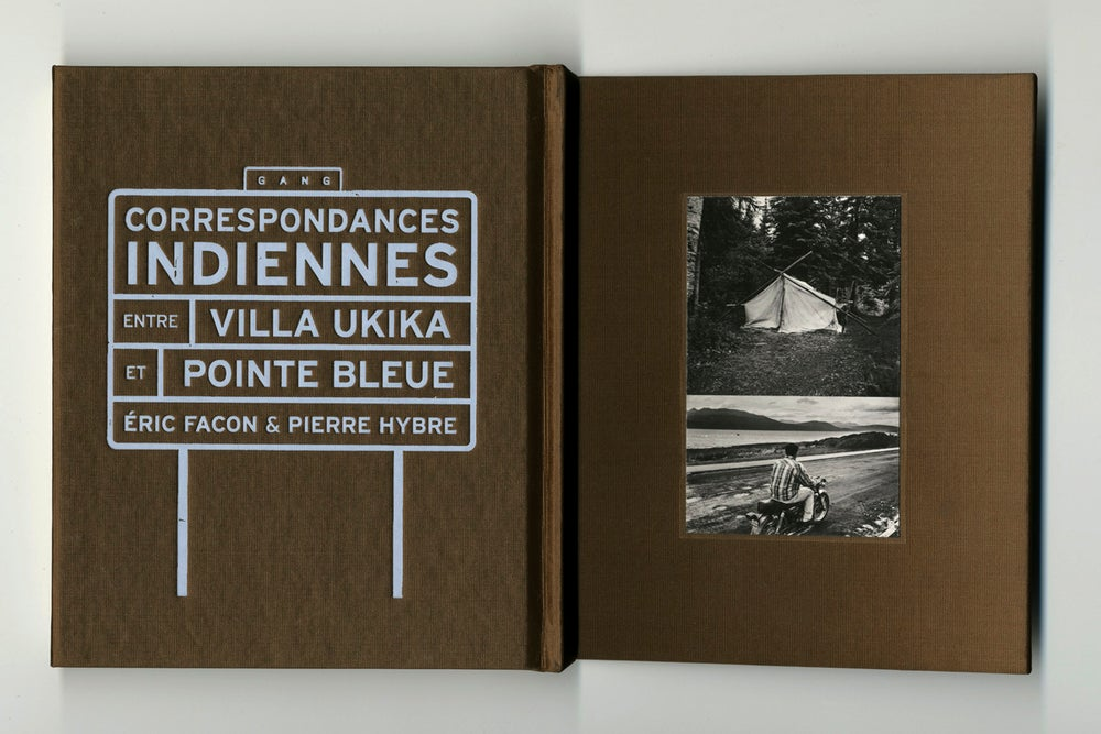 Image of CORRESPONDANCES INDIENNES - Pierre Hybre