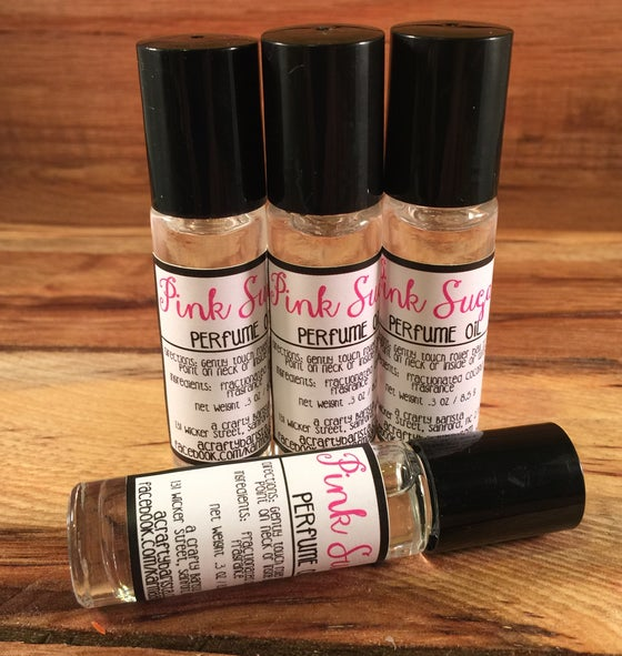 Image of Roll On Perfume Oil