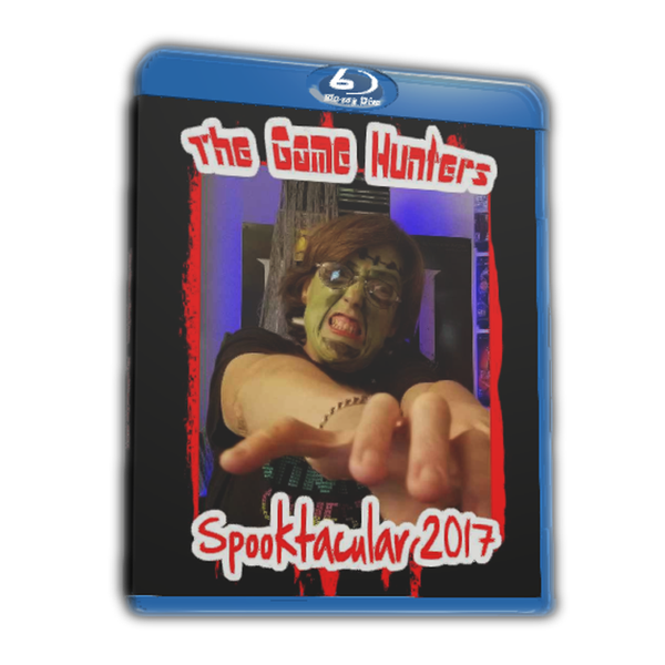 "Image of TGH ""Spooktacular 2017"" Blu-Ray"