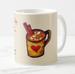 Image of Hot Chocolate Coffee Mug with Drink Mix