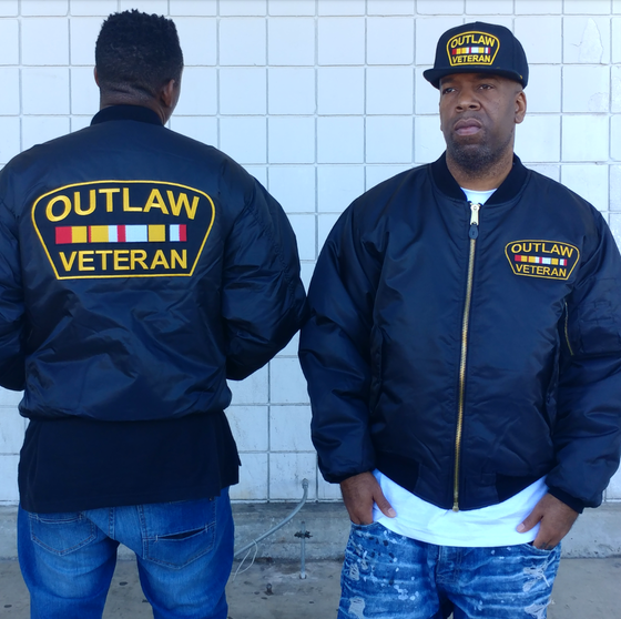 Image of Outlaw Veteran Jacket