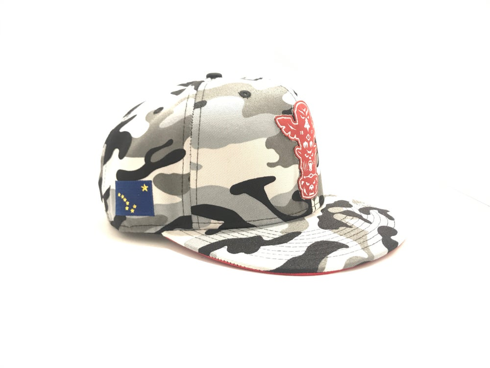 """Image of AK OUTERWEAR """"THE TOTEM"""" SNAPBACK 