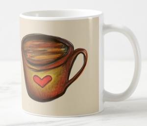 Image of Spiced Tea Mug with Drink Mix