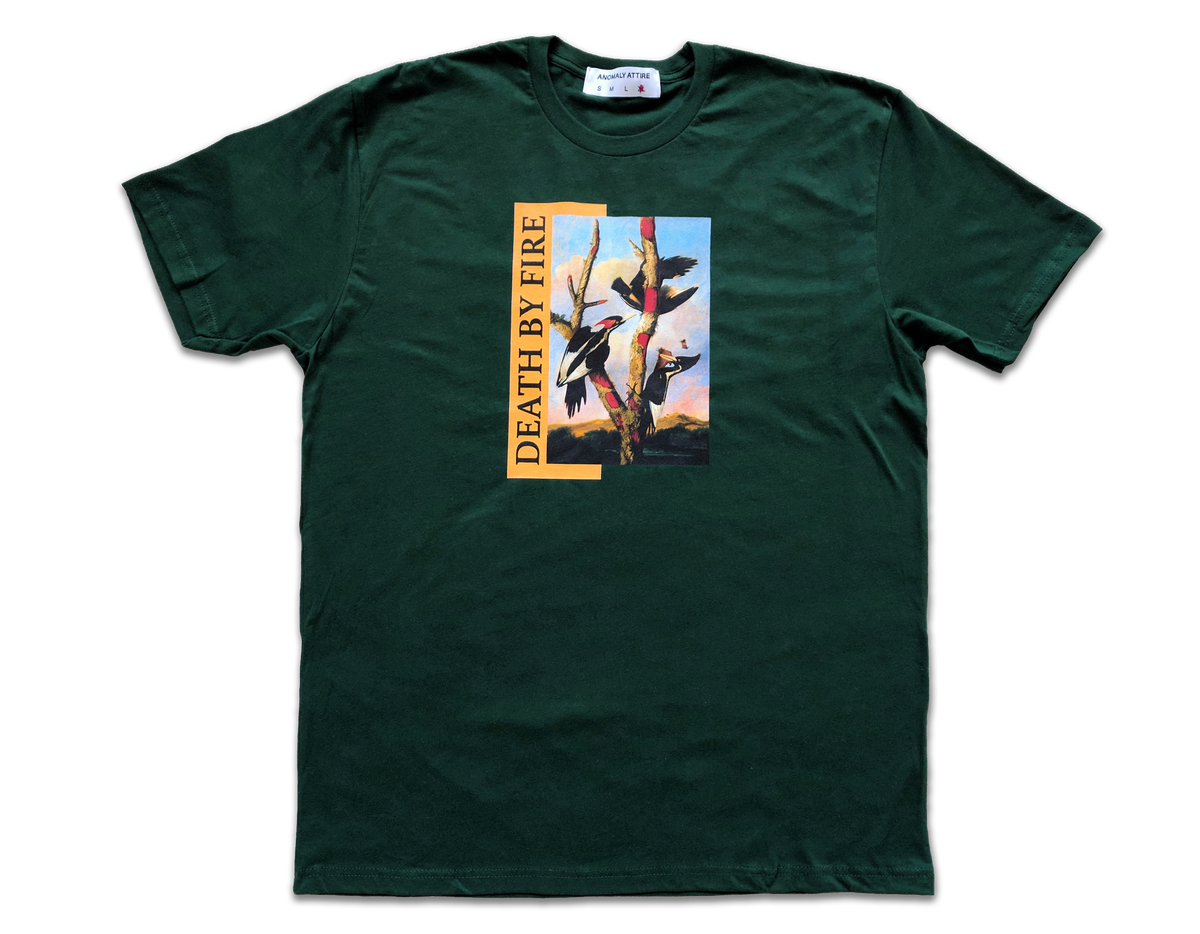 Image of DEATH BY FIRE Tee